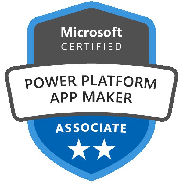 PL100:MSPower Platform App Maker Associate cert   CloudThat